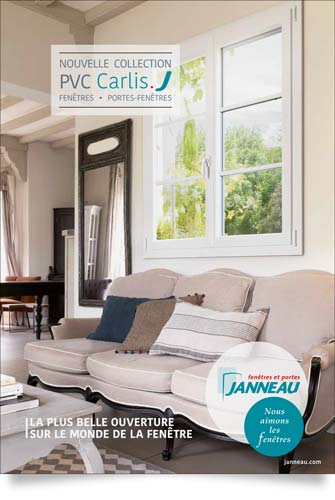 catalogue menuiseries PVC Claye Souilly