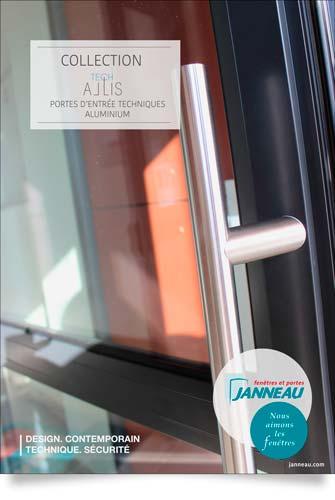 catalogue portes d'entrées Compans
