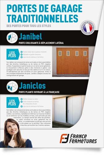 catalogue portes de garages Villepinte