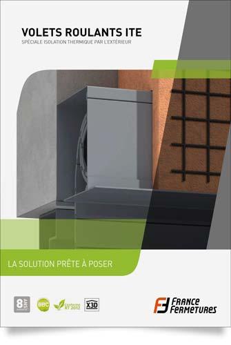 catalogue volets roulants Tremblay en France