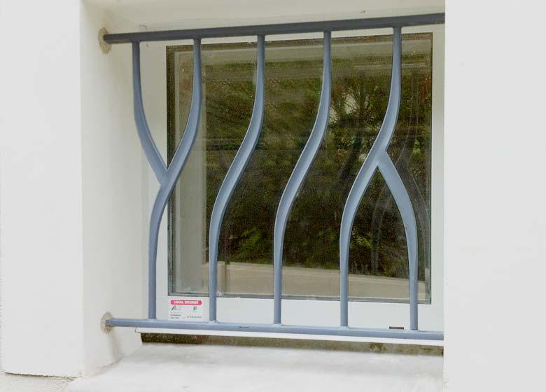 défense de fenêtre Villepinte